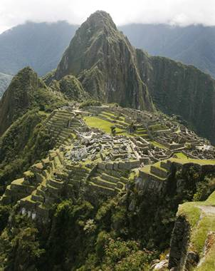 Devuelven restos hallados en Machu Picchu en 1911